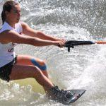 Valentina González clasificó a la final de figuras del Mundial Junior de Esquí Náutico