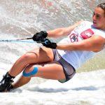 Valentina González clasificó a la final de slalom del Mundial Junior de Esquí Náutico