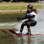 Valentina González clasificó a la final de salto del Mundial Junior de Esquí Náutico