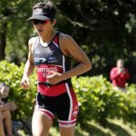 Bárbara Riveros obtuvo el quinto lugar en el Triatlón de Dunkerque