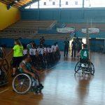 Centlinur se tituló campeón del Zonal de Repechaje de básquetbol en silla de ruedas