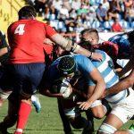 """Los """"Cóndores"""" cayeron ante Argentina XV por el Americas Rugby Championship"""
