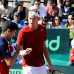 Chile gana el dobles y cierra la serie de Copa Davis ante República Dominicana