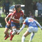 Chile obtuvo el sexto lugar del Sudamericano Femenino de Rugby Seven