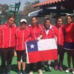 Chile cayó ante Canadá en la final de la Zona I Americana de la Fed Cup 2017