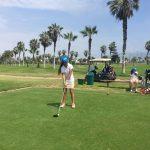 Chile lidera la categoría Pre Juvenil de la Copa Alianza del Pacífico de golf