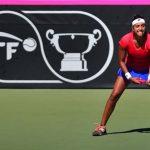 Daniela Seguel cayó en primera ronda del ITF de Sao Paulo