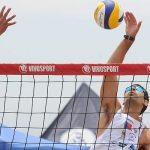 Delegación chilena parte a Lima a la segunda fecha del Circuito Sudamericano de Volleyball Playa