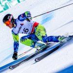 Henrik Von Appen cerró su participación en el Mundial de Ski Alpino con el puesto 31 en la prueba combinada