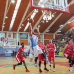 ABA Ancud y Osorno lideran las semifinales de la Conferencia Sur en la LNB