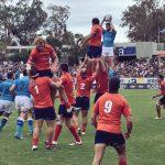 Chile cayó ante Uruguay en el cierre del Americas Rugby Championship 2017