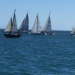 Este jueves se dio inicio a la III Regata Higuerillas-Robinson Crusoe