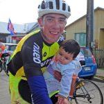 José Luis Rodríguez ganó la segunda etapa de la Vuelta a Chiloé