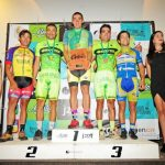 José Luis Rodríguez se tituló campeón de la Vuelta Ciclista a Chiloé 2017
