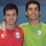 Team Chile tuvo buenas actuaciones en el primer día de los Juegos Parapanamericanos Juveniles