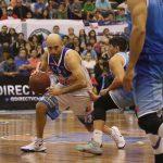 Osorno lidera la final de la Conferencia Sur de la Liga Nacional de Básquetbol