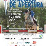 Club Deportivo Universidad Católica recibe un nuevo Concurso de Salto Ecuestre