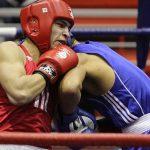 Seleccionados nacionales de boxeo se preparan para la temporada 2017