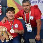 Team Chile suma 9 medallas de oro tras segundo día de los Juegos Parapanamericanos Juveniles