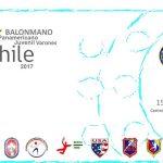 Chile jugará en el Grupo B del Panamericano Juvenil Masculino de Handball