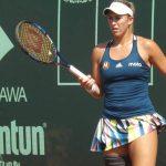 Alexa Guarachi logró el vicecampeonato de dobles en el ITF de Jackson