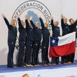 Chile suma tres medallas en el Sudamericano Juvenil de Nado Sincronizado