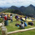 Equipo chileno de parapente se alista para debutar en el Prepanamericano