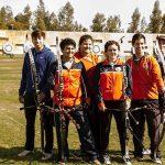Team Chile obtuvo tres medallas de plata en el Grand Prix mexicano de tiro con arco