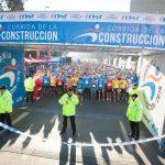 El 14 de mayo se realizará la tercera versión de la Corrida de la Construcción Santiago