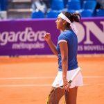 Daniela Seguel tuvo un exitoso debut en la qualy del ITF 100K de Poitiers