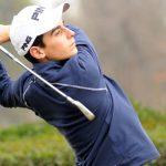Joaquín Niemann se ubica undécimo tras primer día del Taylormade-Adidas Golf Junior