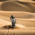 Pablo Quintanilla sube al segundo lugar de la tabla general del Abu Dhabi Desert Challenge