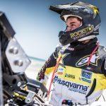 Pablo Quintanilla ganó la última etapa del Rally de Qatar