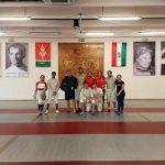 Selección Chilena de Sable inició gira a Europa