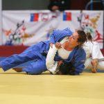 Región Metropolitana gana tres oros en debut del judo por los Juegos Nacionales