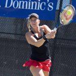 Alexa Guarachi cayó en los cuartos de final de dobles del ITF 100K de Contrexeville