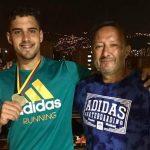 Atletas chilenos ganaron medallas en el Grand Prix Ximena Restrepo de Colombia
