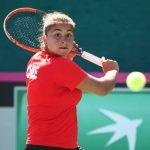 Bárbara Gatica cayó en primera ronda de dobles del ITF 25K de Essen