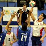 Chile se quedó con el sexto lugar de la Copa Panamericana U21 de Voleyball Masculino