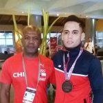 Selección Chilena Juvenil de Lucha Olímpica se apronta para el Panamericano de Lima