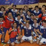 Selecciones Chilena y Argentina U19 de Volleyball se enfrentan en cuadrangular internacional