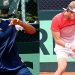 Christian Garin y Nicolás Jarry debutan este lunes en la qualy de Roland Garros