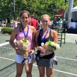Alexa Guarachi se tituló campeona de dobles del ITF de Charleston
