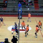 Con éxito se realizó la primera fecha de la Liga Nacional A3 de Volleyball