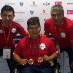 Marion Serrano es la número dos del World Para Powerlifting Ranking
