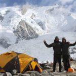 Juan Pablo Mohr y Sebastián Rojas conquistaron la cima del Annapurna