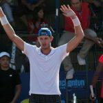 Nicolás Jarry y Christian Garin debutaron con éxito en la qualy del US Open