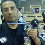 Robinson San Martín vivió un esforzado periplo para participar en el Mundial Abierto de Artes Marciales