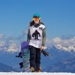 """Antonia Yañez: """"El snowboard significa mi vida"""""""