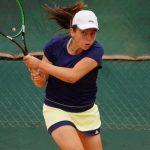 Fernanda Labraña avanzó a la final de dobles del Torneo Citta di Prato